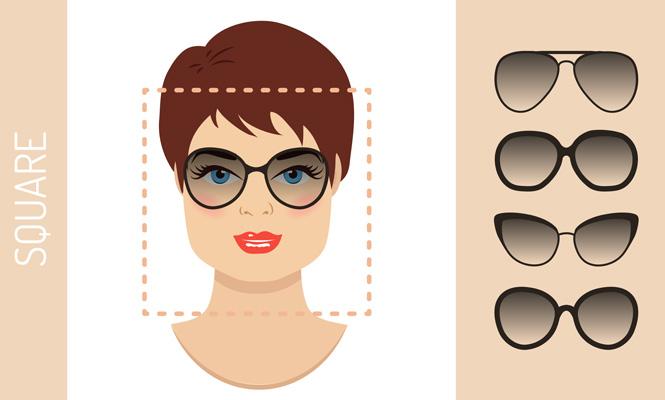 Как правильно подобрать солнцезащитные очки для вашего лица
